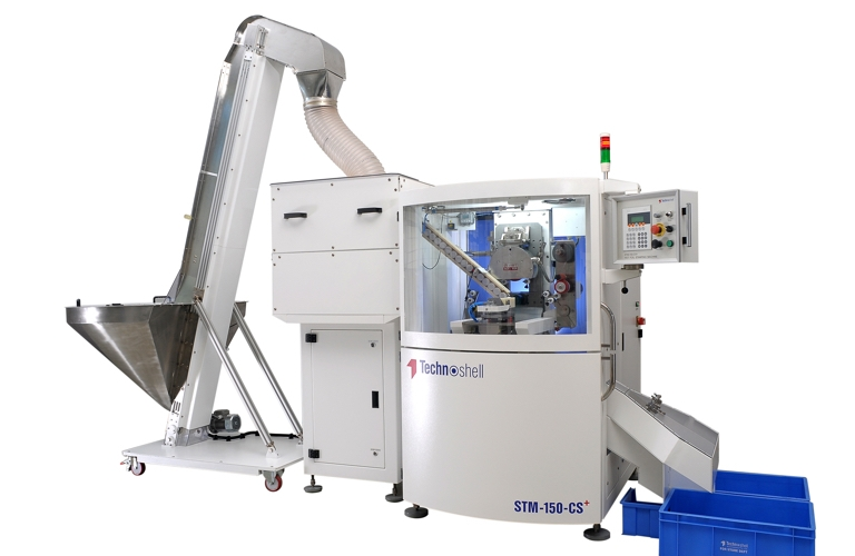 Technoshell - Cap Hot Foil Stamping Machine